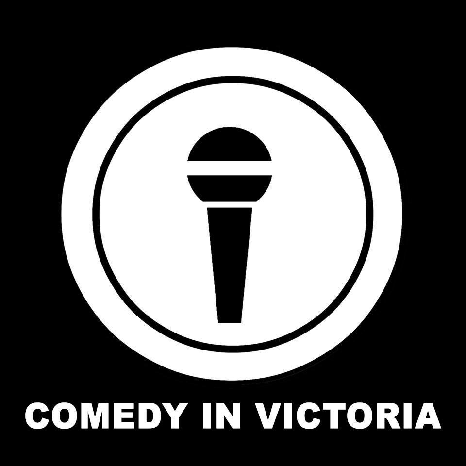 Comedy in Victoria - Victoria Pride Society Partner