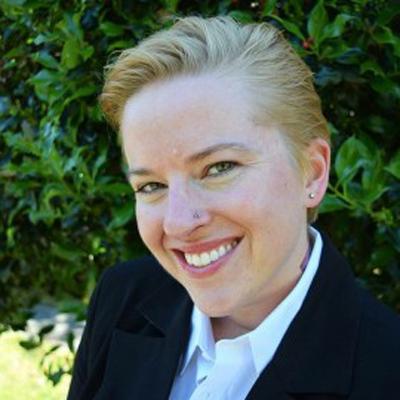 Victoria Pride Society - Eva Patenaude - Director-at-Large
