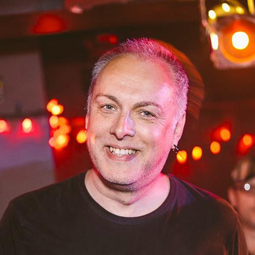 Victoria Pride Society - The Board - David Tillson