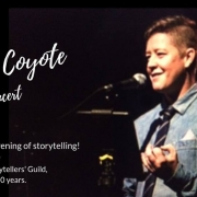 Ivan Coyote in concert