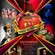 Madimus Productions - 1st Annual Mayhem Ball