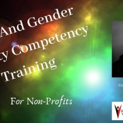 Sexual and Gender Diversity Competency Training - For Non-Profits