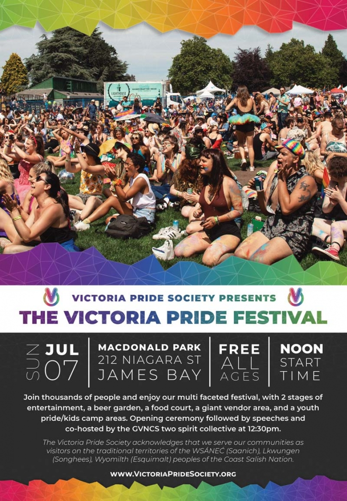 Events - Victoria Pride Society