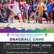 The Annual Memorial Dragball Game 2020